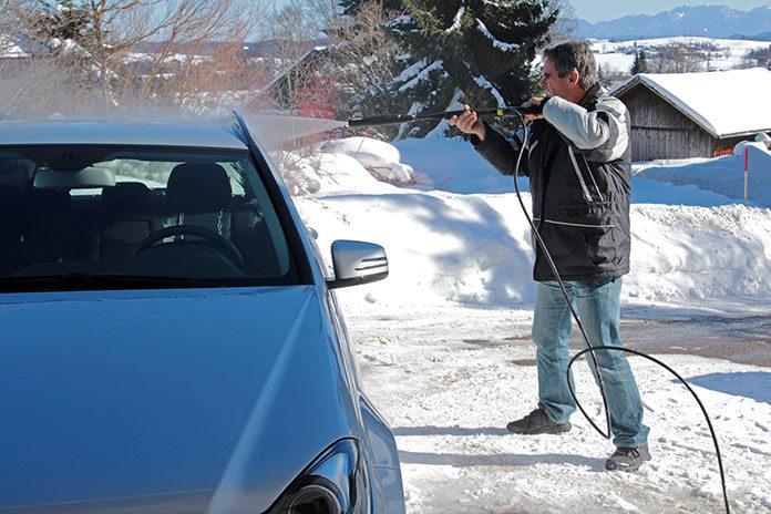 Jak zadbać o widoczność zimą?