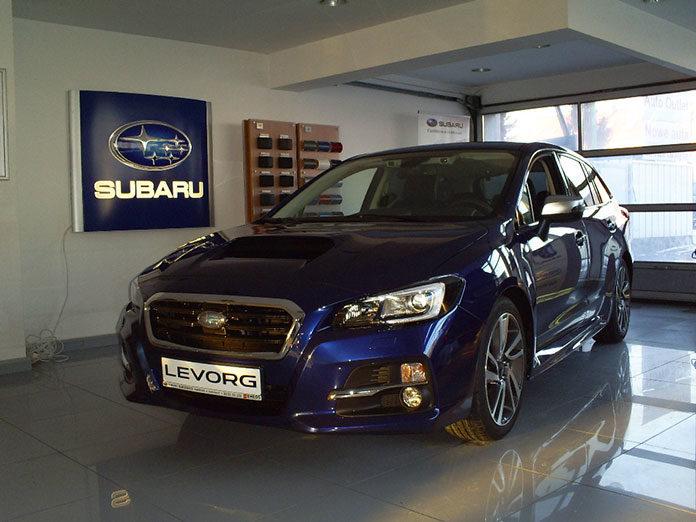 Legendarne modele Subaru