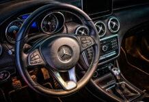 Mercedes V klasa wynajem